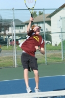 Gallery: Boys Tennis Lakes @ Enumclaw
